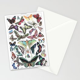 Adolphe Millot- Vintage Papillon Stationery Cards