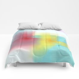Abstract 1602 Comforters