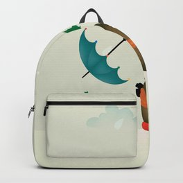 Windy day Backpack