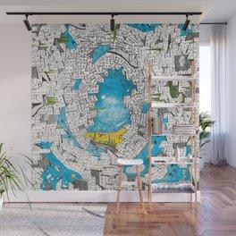Velvet Chaos Wall Mural