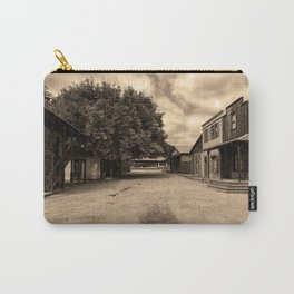 Paramount Ranch Carry-All Pouch