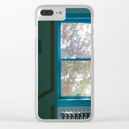 Room 6 Clear iPhone Case