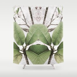 GREAT LEAF Shower Curtain