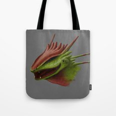 Earth Dragon Tote Bag