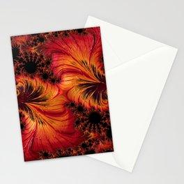 Hot Factal 2 Stationery Cards