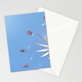 Paris Swings Stationery Cards