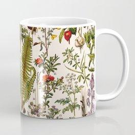 Adolphe Millot - Plantes Medicinales B - French vintage poster Coffee Mug