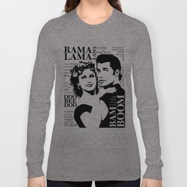 Grease Long Sleeve T-shirt