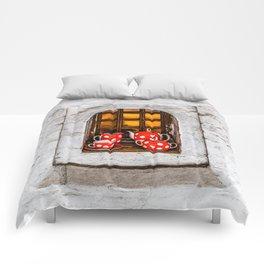 Tea Party Invitation Comforters
