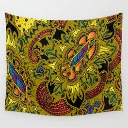 Zentangle #2b Wall Tapestry