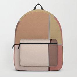 Squares , patchwork 5 Backpack