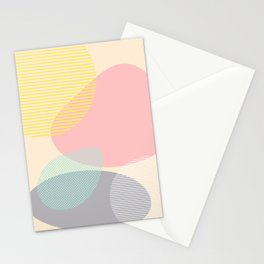 Lost In Shapes #society6 #buyart Stationery Cards
