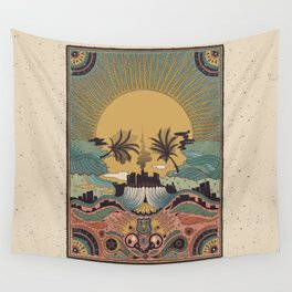 LA -Inspired by Penny Dreadful: City of Angels Wall Tapestry