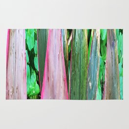 359 - Abstract Plant Design Rug
