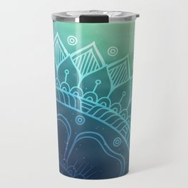Boho Travel Mug