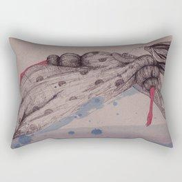 on Holidays Rectangular Pillow
