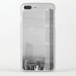 Reflections III Clear iPhone Case