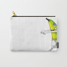 Banana Zombie Carry-All Pouch