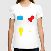 paper towns T-shirts featuring John Green Books - Fault In Our Stars, Abundance Katherines, Paper Towns, Alaska by denise