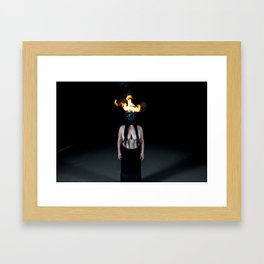 Mother Framed Art Print