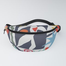 Inspired to Matisse Fanny Pack