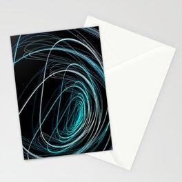 Round light Stationery Cards