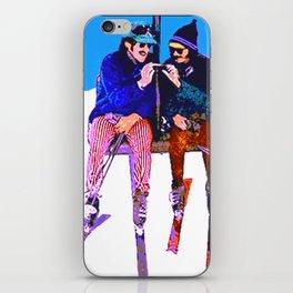 The Doobie Brothers iPhone Skin