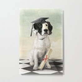 Graduation Day Metal Print