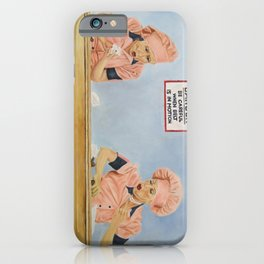 Gotta Love Lucy iPhone Case