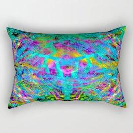 Solar System Melt Rectangular Pillow