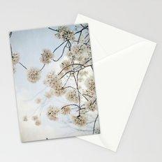 Sakura -- Spring Botanical, Cherry Blossoms Stationery Cards