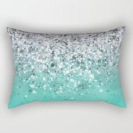 Spark Variations I Rectangular Pillow