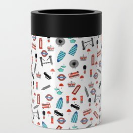 London Icons Can Cooler