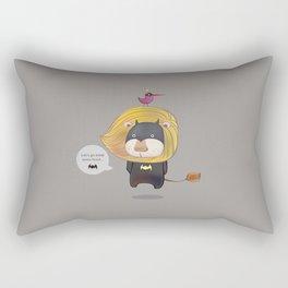 BADMAN_A Rectangular Pillow