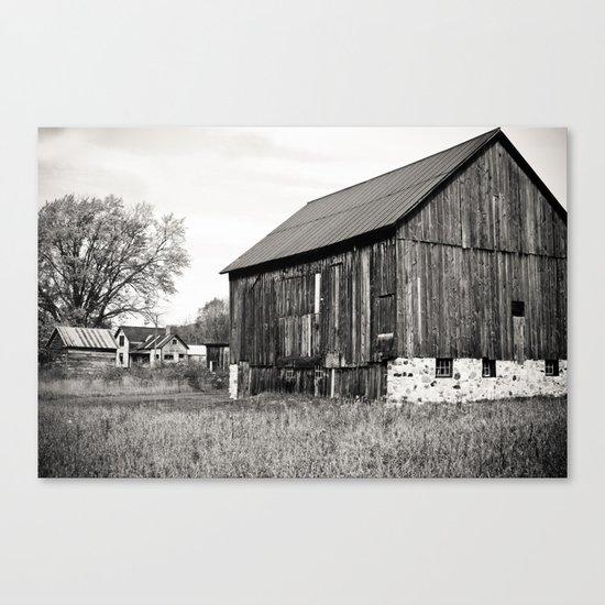 Rustic Rural Canvas Print