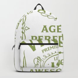 Green-Vintage-Limited-1993-Edition---24th-Birthday-Gift Backpack