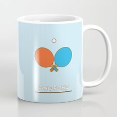 I am the sport! part1 ping pong  Mug
