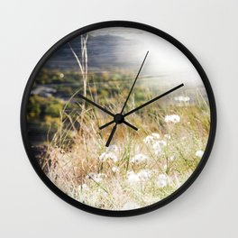 It's Like a Painting or Something Wall Clock