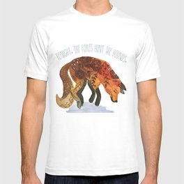 We Are Wild. T-shirt