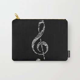 Invert scribble sol key Carry-All Pouch