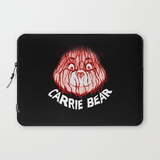 Carrie Bear Laptop Sleeve