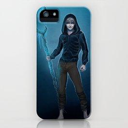 Dark Jack Frost iPhone Case