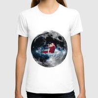 santa T-shirts featuring Santa by Cs025