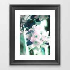 Rêveries Framed Art Print
