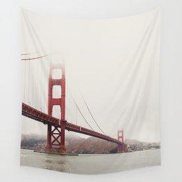 Golden Gate Bridge Wall Tapestry
