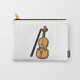 VIOLIN Violinist Violist Player Musician Orchestra Carry-All Pouch