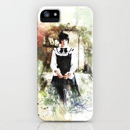 Lolita DaVinci iPhone Case