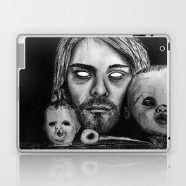 Heads and Kurt. Laptop & iPad Skin