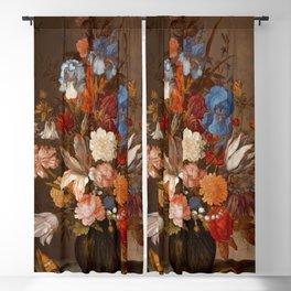 "Balthasar van der Asts ""Still Life with Flowers"" Blackout Curtain"