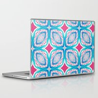 clover Laptop & iPad Skins featuring Clover by Truly Juel